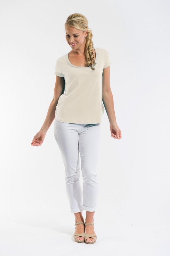 OQ Knit T-Shirt