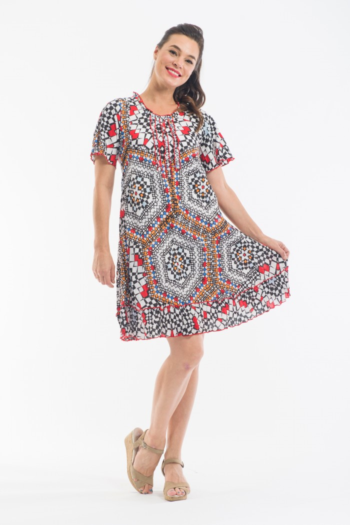 OQ Swing Dress