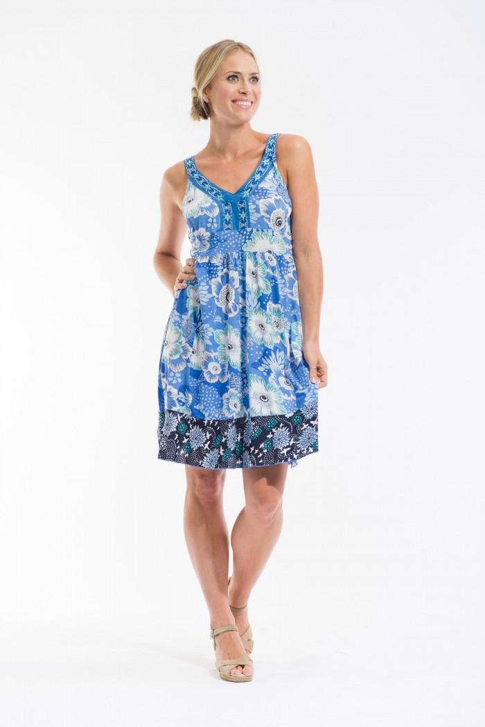 OQ Strappy Dress