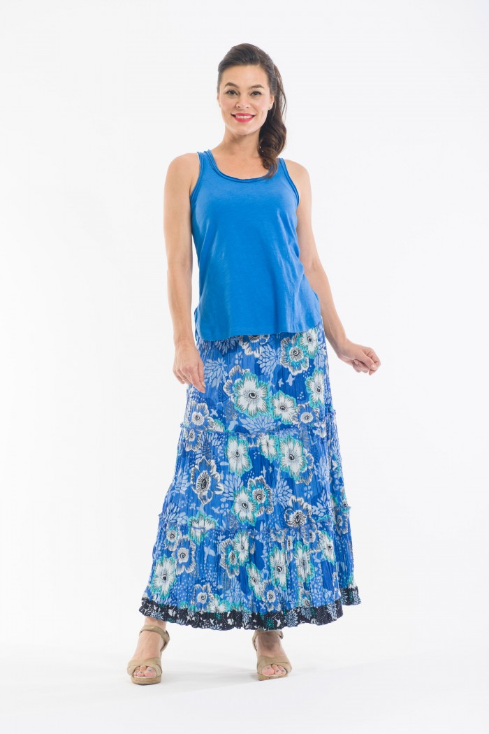OQ Layered Skirt