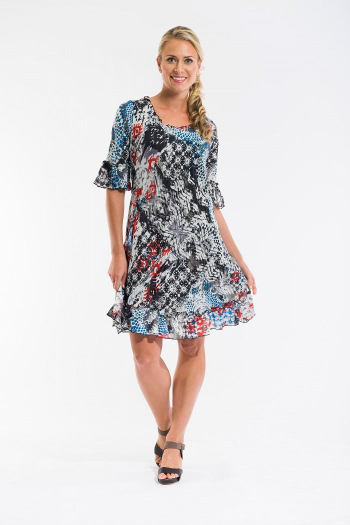OQ Swing Dress