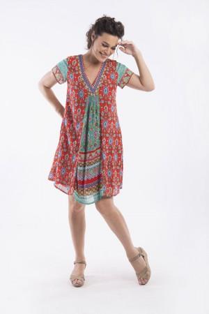 OQ EASY FIT DRESS