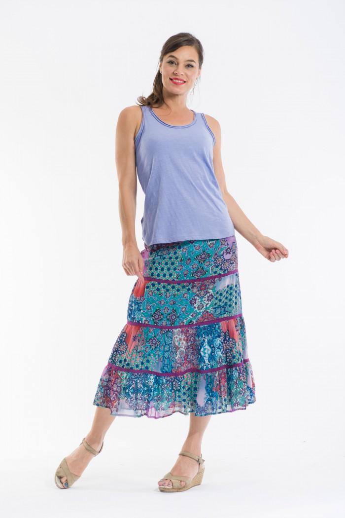 OQ Layered Skirt