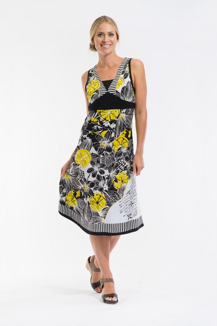 OQ Dress V Front
