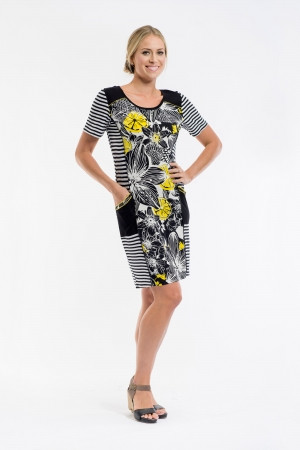OQ Pocket Dress