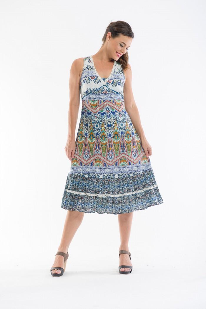 OQ Maxi Dress