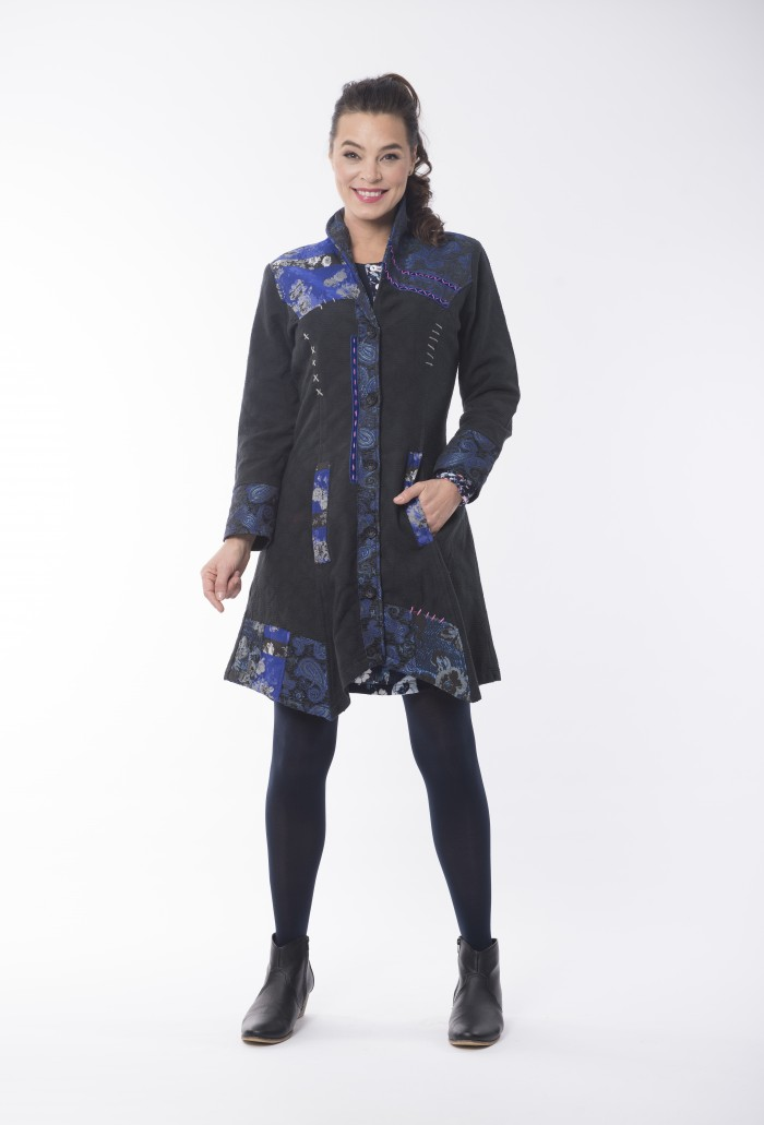 OQ Tunic Patchy
