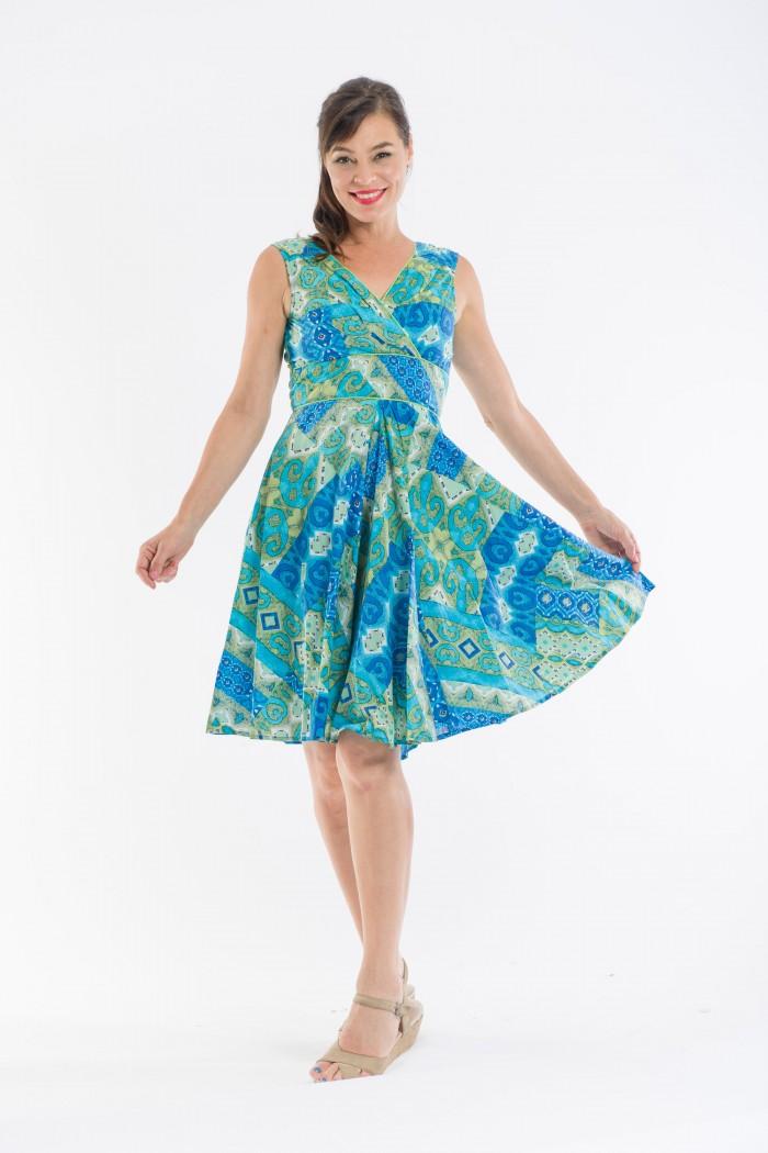 OQ X Front Dress