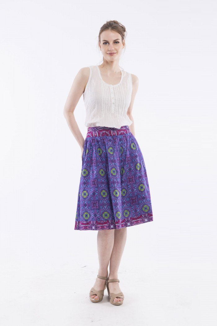 OQ REVERSIBLE SKIRT