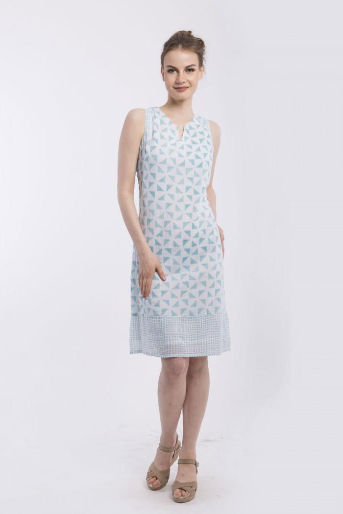 OQ SHIFT DRESS