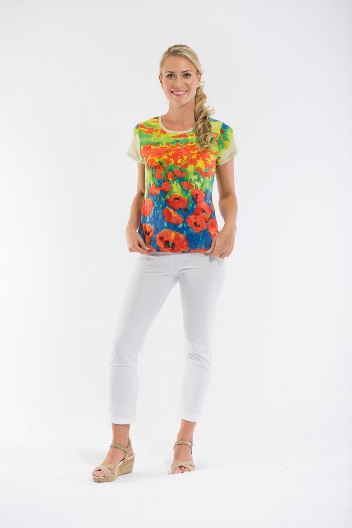 OQ T-Shirt Short Sleeve