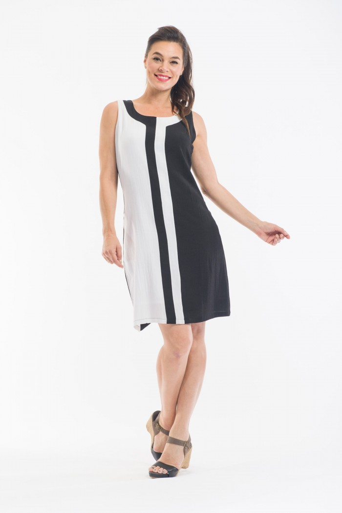 OQ Shift Dress