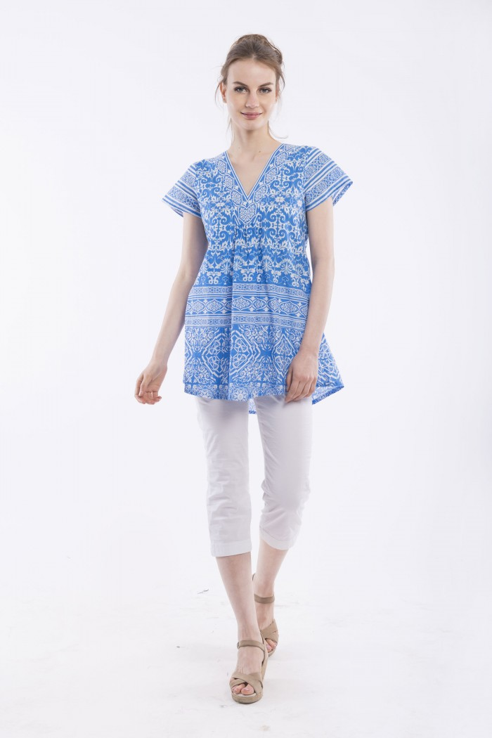 OQ RUCHED TOP